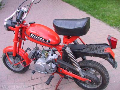 Мини-мокик «Pony» 50-M-2 (1980-1984)