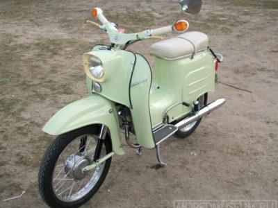 Мотороллер KR51 «Schwalbe» (1964-1986)