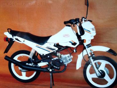 Мокик Jawa-50/585 «Mosquito» c двигателем V-90