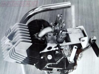Двигатель Š-78S (1985-1988)