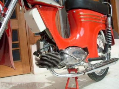 Yezdi 60 Jet «B» Series (1965)