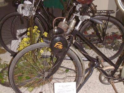 Вспомогательный велодвигатель R01 «Gnom»(B) (1958-1961)