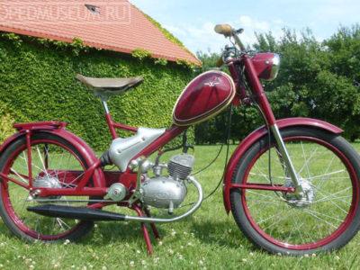 Мопед «Zak» Mr2-I (1960-1965)