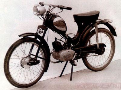 Мопед «Zak» Mr2 прототип №1 (1958)
