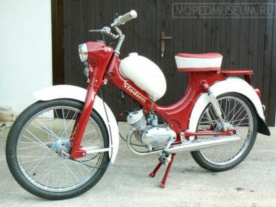 Двигатель typ 552 (1957 — …)