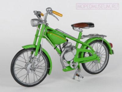 Мотовелосипед ЗиФ-77
