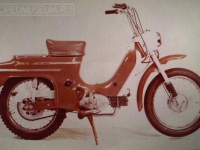 Мокик Jawa 50, typ 22 (1968)