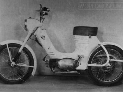Мопед Jawa-50, typ 359 «Pionyr» (1954)