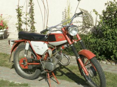 Мокик Jawa-90, typ 37 «Trail» (1968-1974)