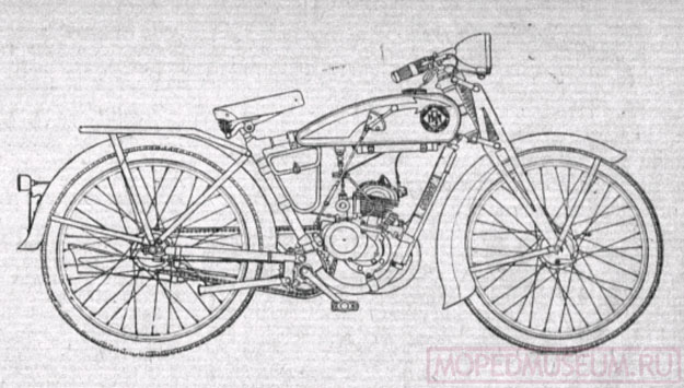Легкие мотоциклы