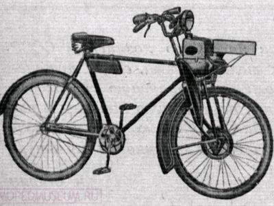 Вспомогательный велодвигатель (1936-38)