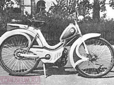 Мотовелосипед МВ-041 «Днестр» (1961)