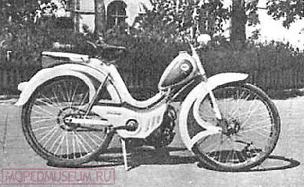 Получай, Родина, новые мотоциклы!