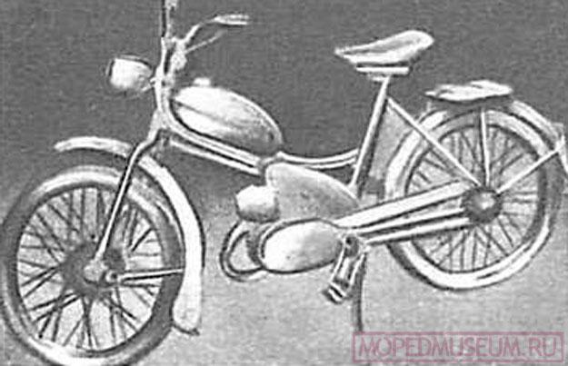 Новое в мотоциклостроении Польши