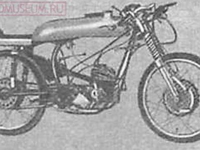 Гоночный микромотоцикл Re-50 (1963-…)