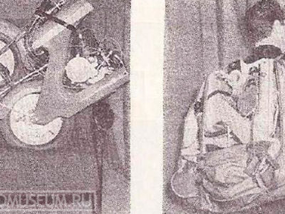 Микромотороллер «Малыш» (1965)