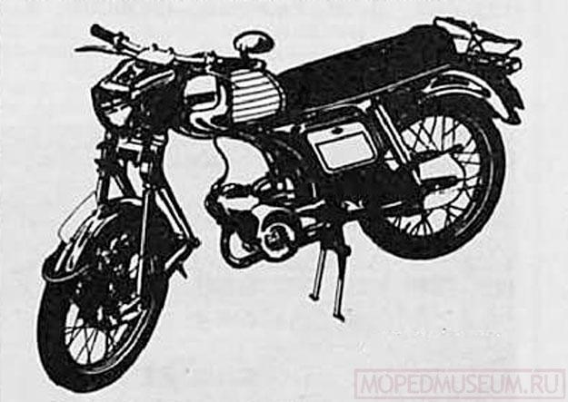 Жарнешть строит мотоциклы