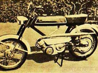 Мопед «Юниор-2» (1970)