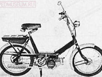 Мотовелосипед SL-1 «Mofa» (1970-1972)