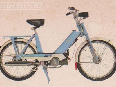 Мопед «Babetta» typ 28 (228) (1970-1972)