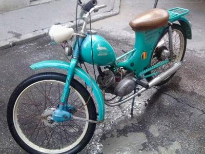 Мокик «Carpati» (1959-1964)