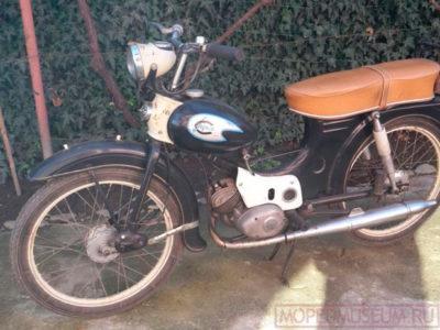 Мокик «Carpati Super» (1960-1964)