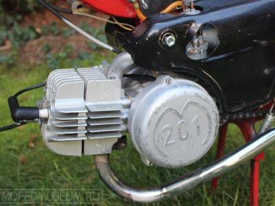 Двигатель M-201 (1977-…)