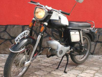 Мокик «Mobra-50» (1970-…)