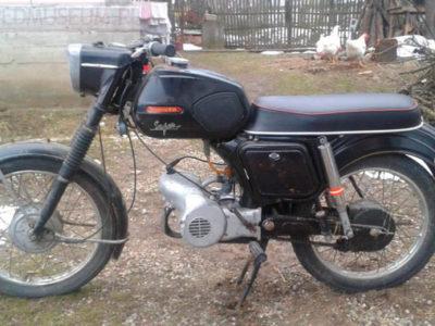 Мокик «Mobra-50 Super» (1970-…)
