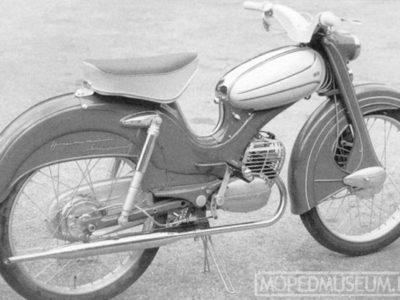 Мопед МП (1962-1963)