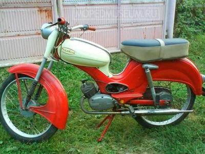 Мопед МП-2 «Люлин» (1963)