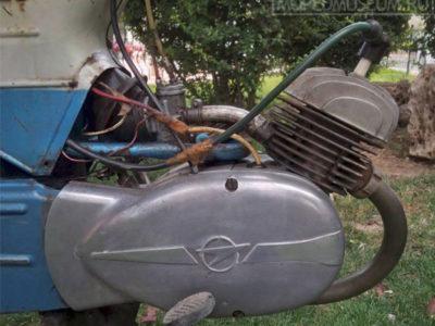 Мокик  МК 50 (МПС) (1963-1965)