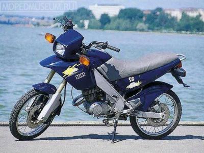 Мокик ИЖ-2.671 «Man Style» (2000)