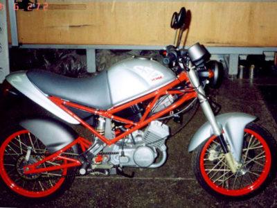 Мокик ИЖ-2.672 «C50» (2000?)