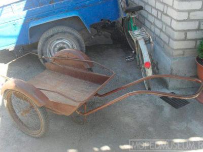 Грузовой велоприцеп В-924-3 (1964)