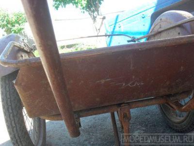 Грузовой велоприцеп В-924-3 (1964 — …)