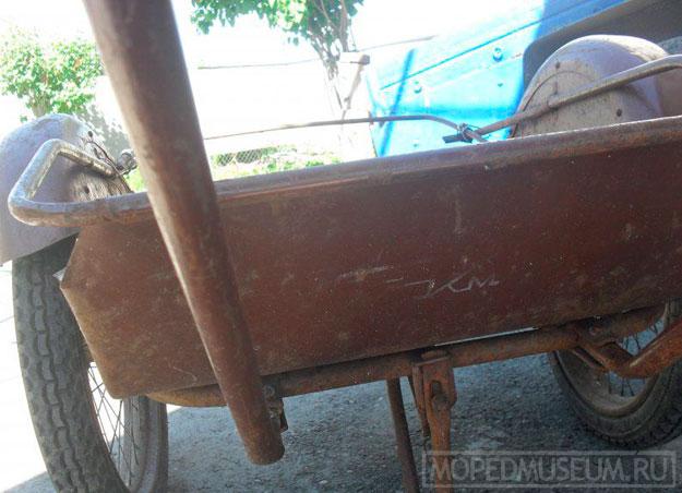 Грузовой велоприцеп В-924-3 (1964 - ...)