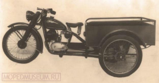 Грузовой мотоцикл К1Г (1951)
