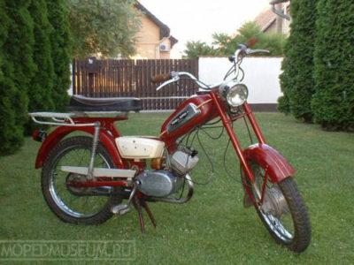Мопед «Верховина-4» ЛМЗ-2.152 (1972-1975)