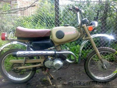 Мокик «Карпаты-Спорт» ЛМЗ-2.160С (1983-1986)