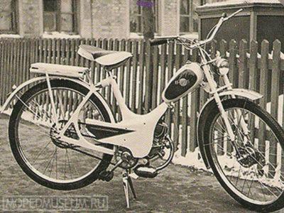 Мотовелосипед «Белка» В-905 (1959-61)