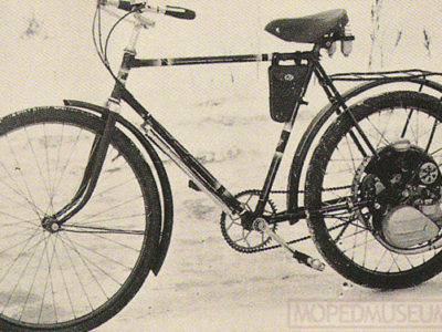 Мотор-колесо «С-ОБ» (1951)