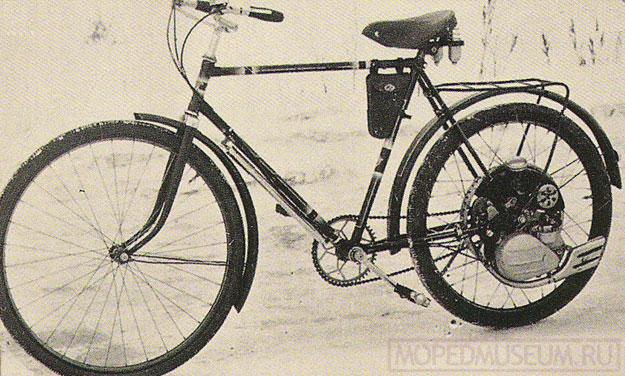 Мотор-колесо С-0Б (1951)
