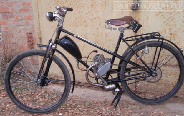 Мотовелосипед 16-В (1961-1963)