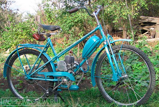 Мотовелосипед 16-В1 (1963-1967)