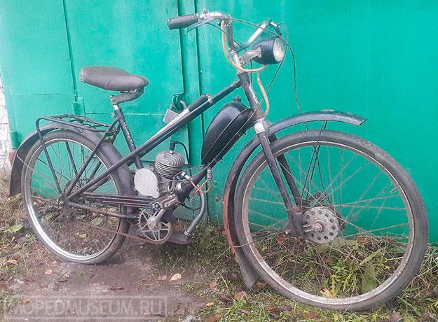 Мотовелосипед 16-ВМ (1967-1972)