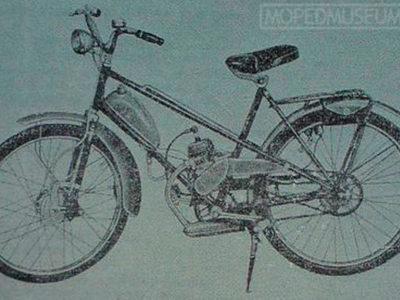 Мотовелосипед 17-В (1965)