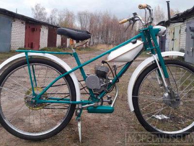 Легкий мопед МВ-18М (1975-1978)