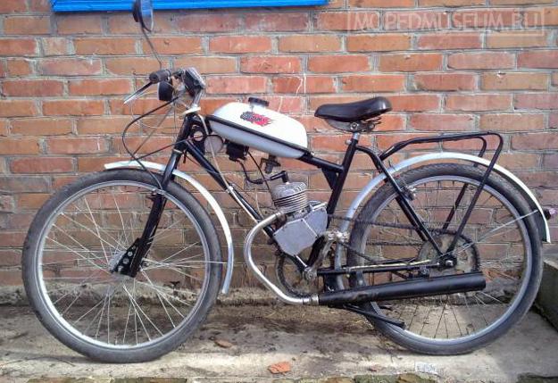 Легкий мопед ЗиФ-20 (1992)