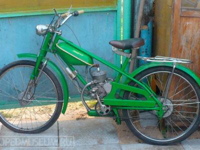 Легкий мопед ЗИФ-77 (1977-…)